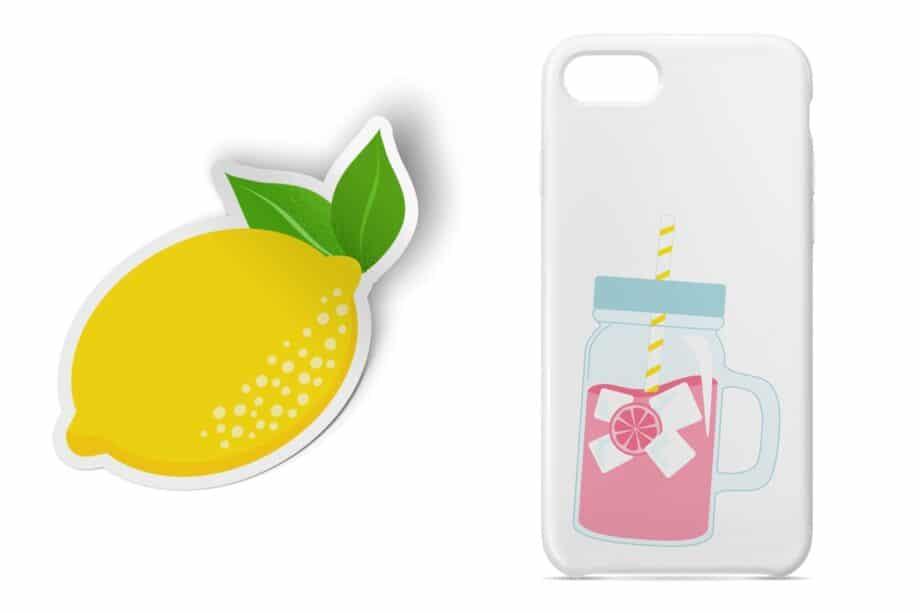 Lemonade Clipart Sample 4