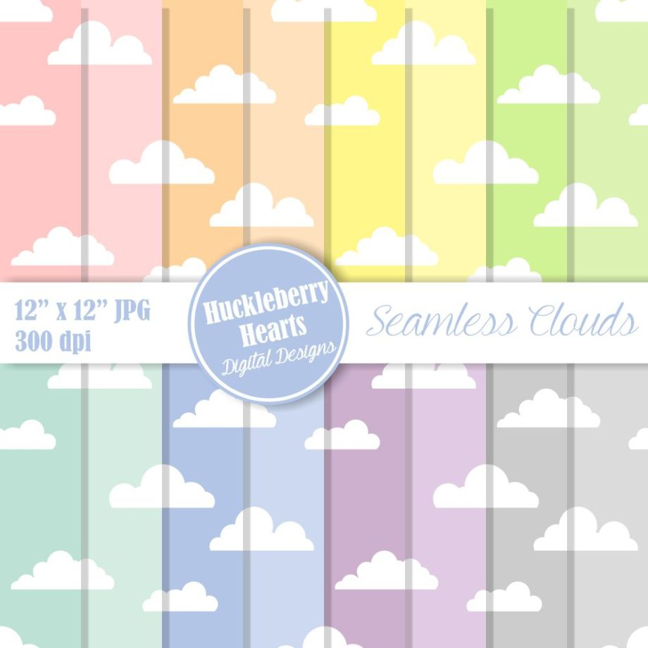 Seamless Clouds Sample