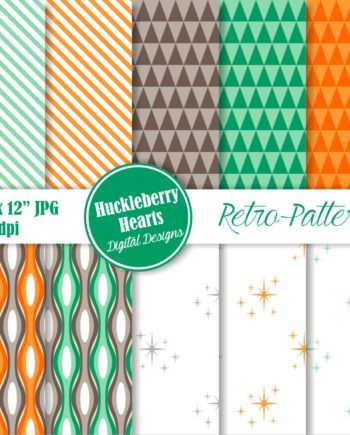 Retro Patterns Paper