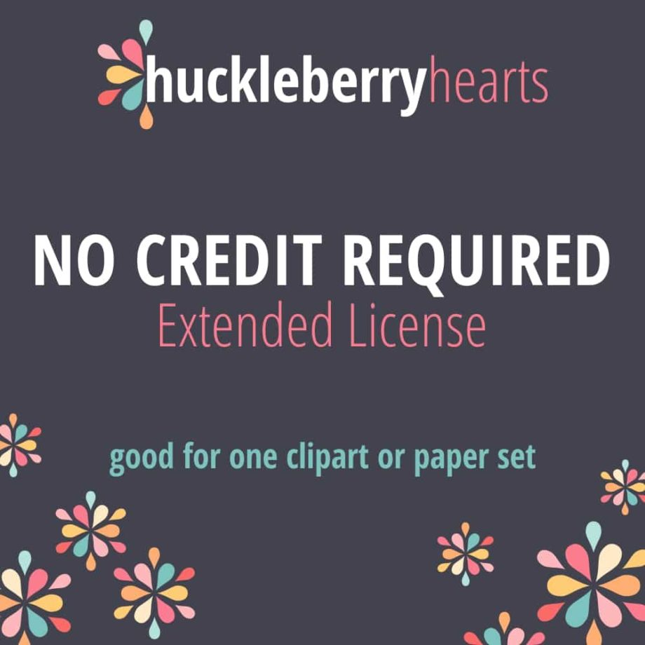 No Credit Required Extended License