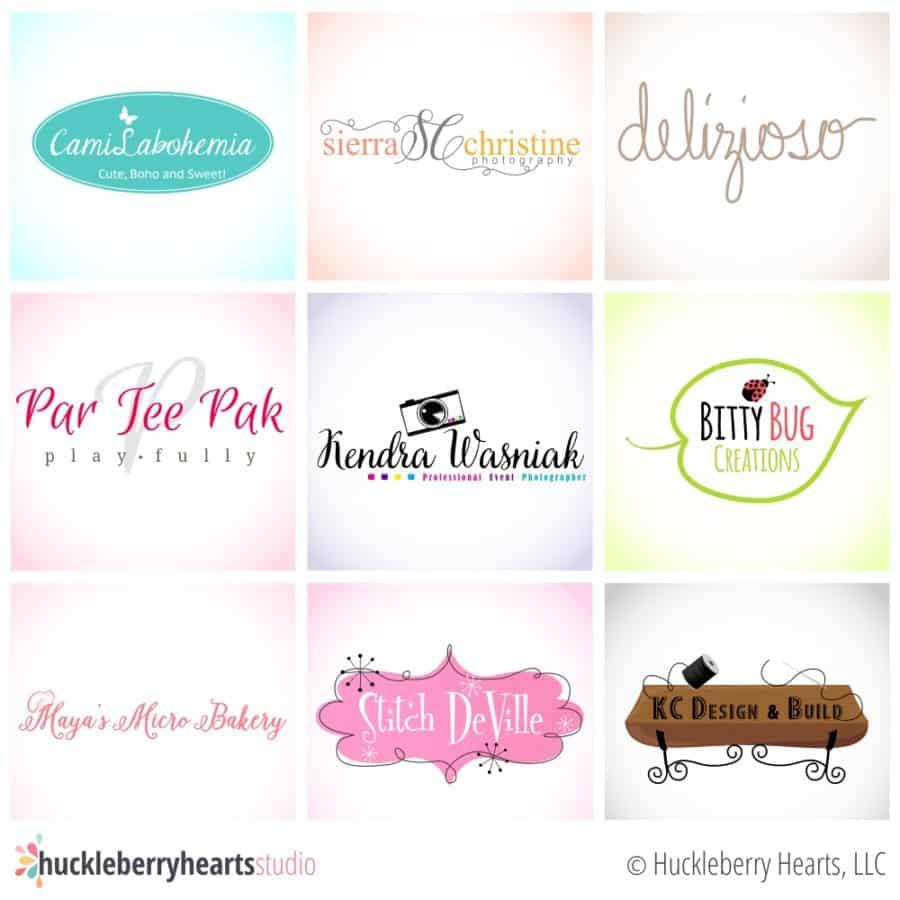 Custom Logos Sample