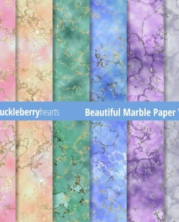 Beautiful Marble Paper vol 2