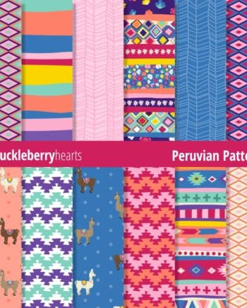 Peruvian Patterns