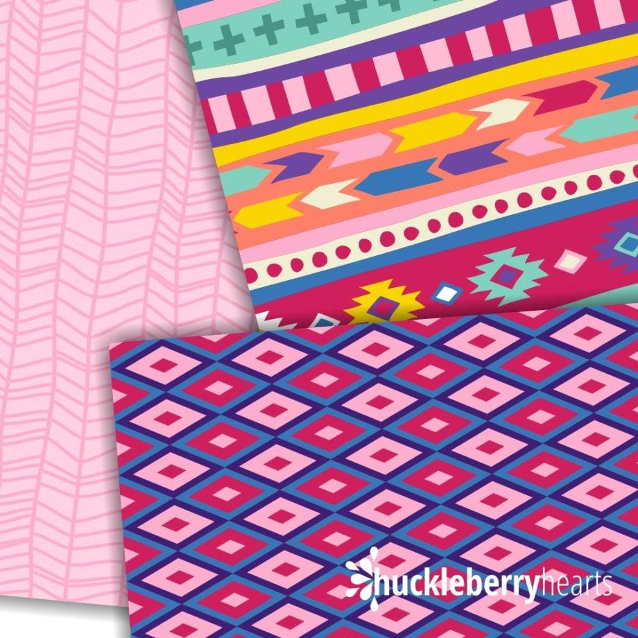 Peruvian Patterns