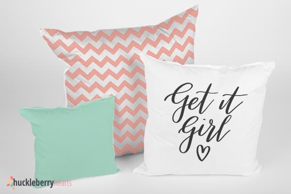 Get it Girl Free SVG File