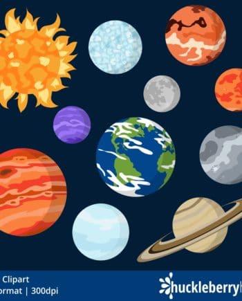Planet Clipart