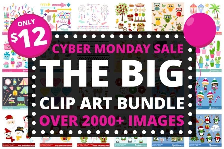 Digital Clipart Bundle