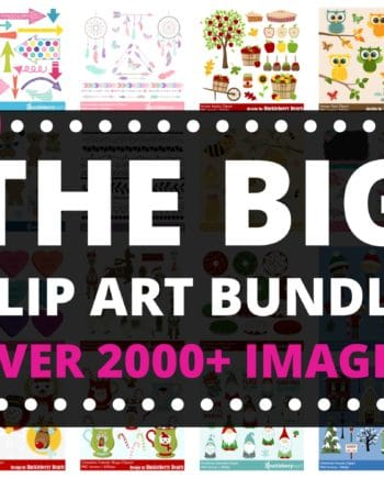 Digital Clipart Bundle