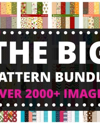 Digital Background Pattern Bundle