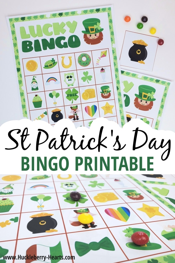 Free Printable Bingo Cards