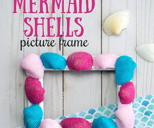 How to Make a Seashell Picture Frame