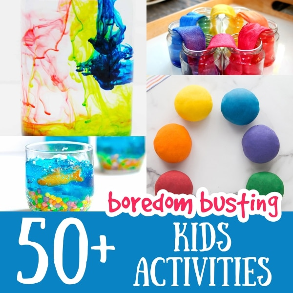 Easy Crafts for Kids When They are Bored