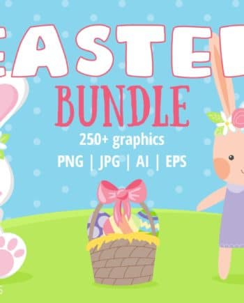 Easter Graphics Bundle