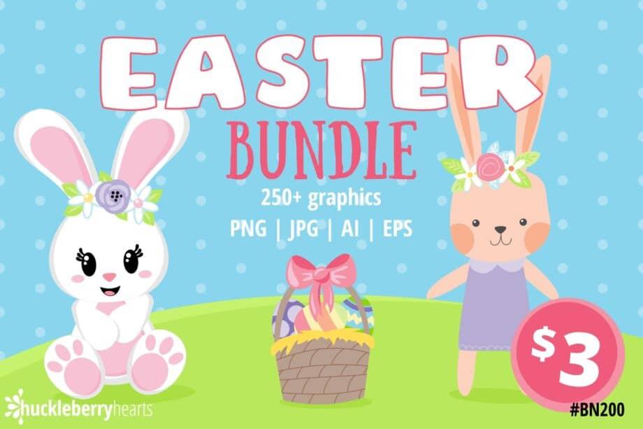 Easter Graphics Bundle