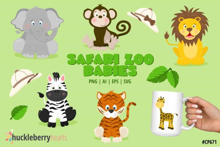 Safari-Zoo-Babies-Sample-3