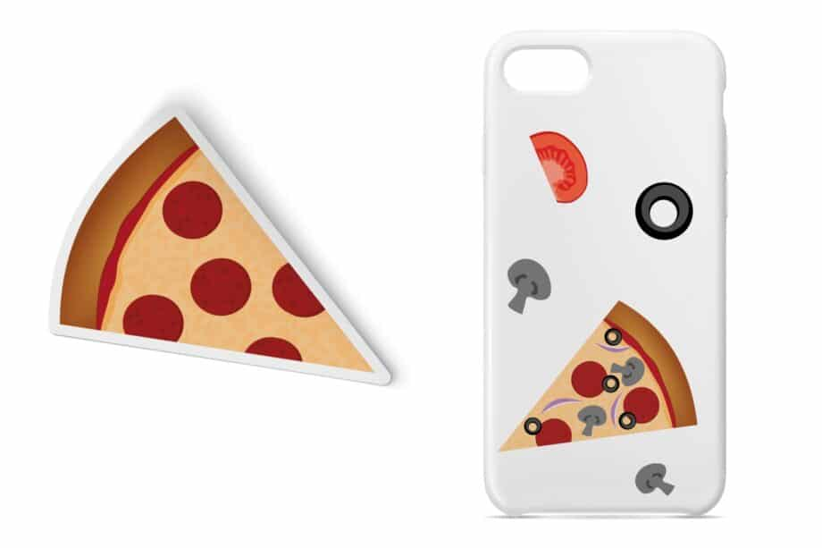 Pizza Party Clipart Sample 4