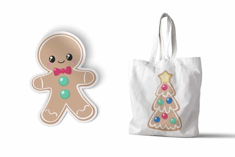 Gingerbread Cookies Sample 5